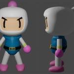 Modelado 3D Bomberman