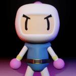 Modelado 3D - Bomberman 2